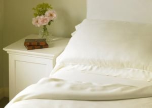 Habotai Silk Duvet Cover & Pillowcases | Silk Bedding from Silkwood Silk