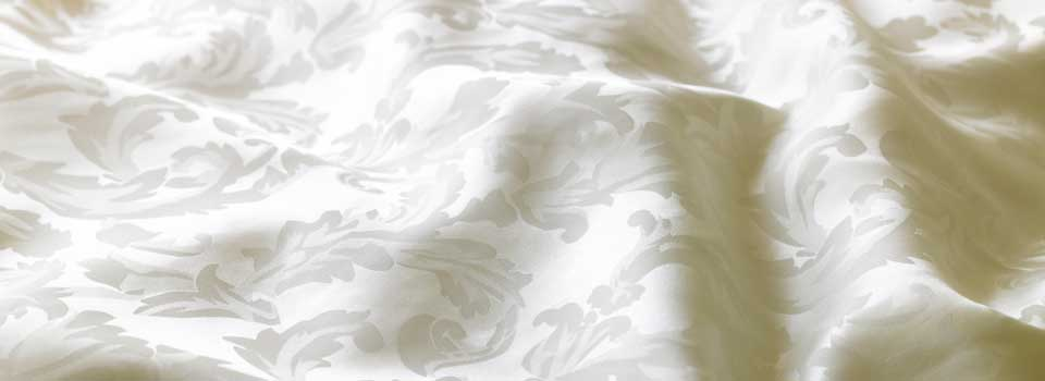 Jacquard Silk Duvet Cover | matching Jacquard Silk Pillowcases also available | luxurious Jacquard Silk Bedding from Silkwood Silk